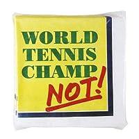 Clarke テニス カクテルナプキン 世界テニスチャンピオン 3パック