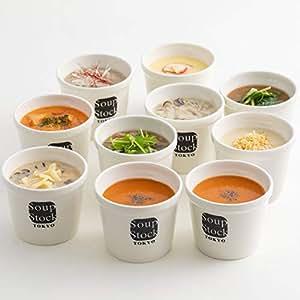 スープストックトーキョー 10スープセット ウインター ギフト箱