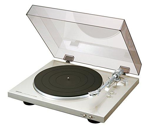 RoomClip商品情報 - DENON アナログレコードプレーヤー フルオート プレミアムシルバー DP-300F-SP