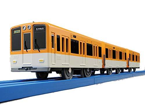 562f68af4f4bf3 【限定】プラレール 阪神電車オリジナルプラレール 8000系 【リニューアル車】