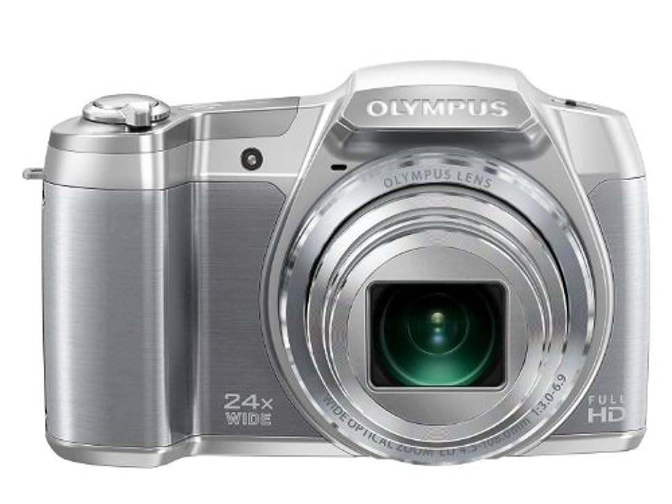 場合契約失われたOLYMPUS デジタルカメラ STYLUS SZ-16 1600万画素CMOS 光学24倍ズーム 広角25mm シルバー SZ-16 SLV