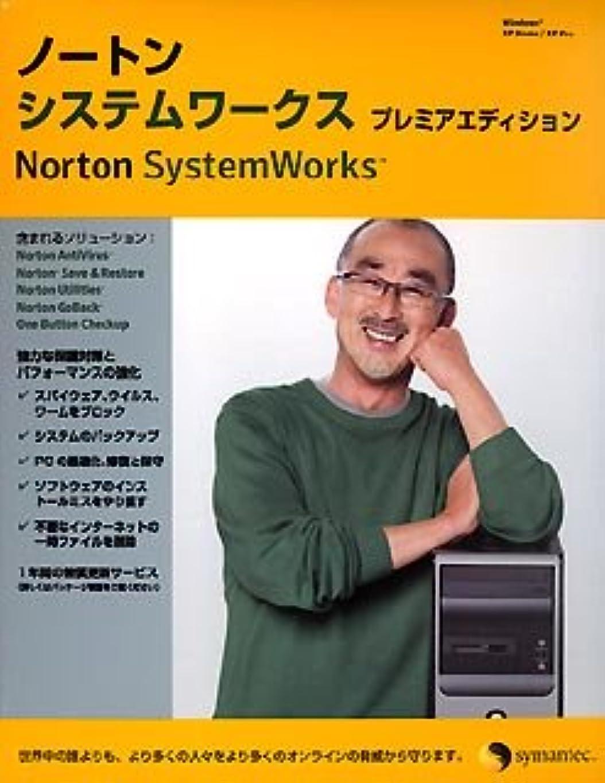 効率回路領域Norton SystemWorks Premier Edition 10.0