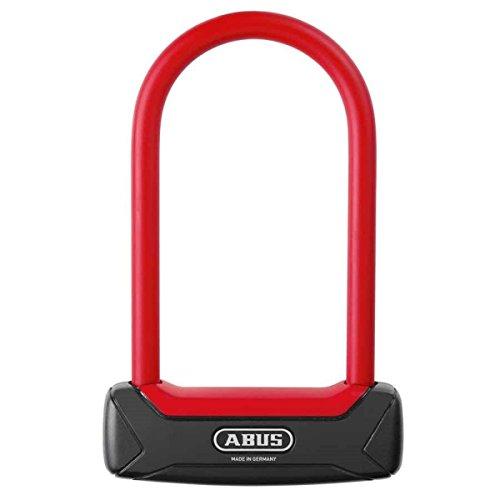ABUS(アブス) 【日本正規品 /2年間保証】 GRANIT PLUS 640/150 BLACK/RED