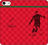 iPhone/Xperia/Galaxy/他機種選択可:サッカー/グラフィティ/へのへのもへじタッチ落書き手帳ケース(デザイン:ポルトガル/7番_01) 08 iPhone8Plus