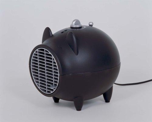 EUPA 黒BUTA-FAN 卓上扇風機 TSK-F2501T(K)