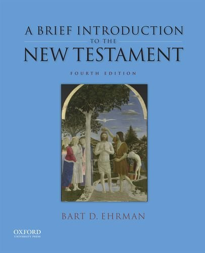 Download A Brief Introduction to the New Testament 0190276398
