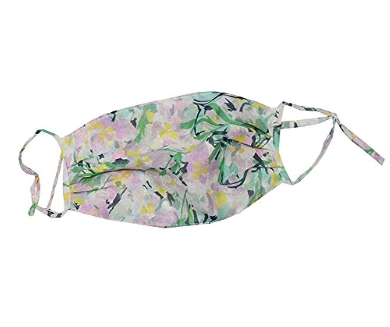 行列平らなベッド美しい通気性のシルクの口のマスクアンチフォッグ/女の子の女性のためのほこり