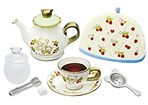 リラックマ 憧れのBritish Tea Time BOX商品 1BOX = 8個入り、全8種類