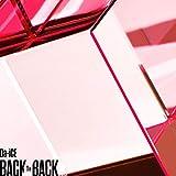 Da-iCE「BACK TO BACK」のジャケット画像