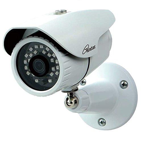 コロナ電業 AHD200万画素屋外用カメラ(赤外線投光) TR-H210