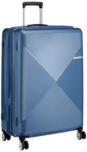[サムソナイト] スーツケース VOLANT ヴォラント スピナー75 無料預入受託サイズ 容量拡張機能 92L 75cm 4.7kg DY9*01003 01 ブルー