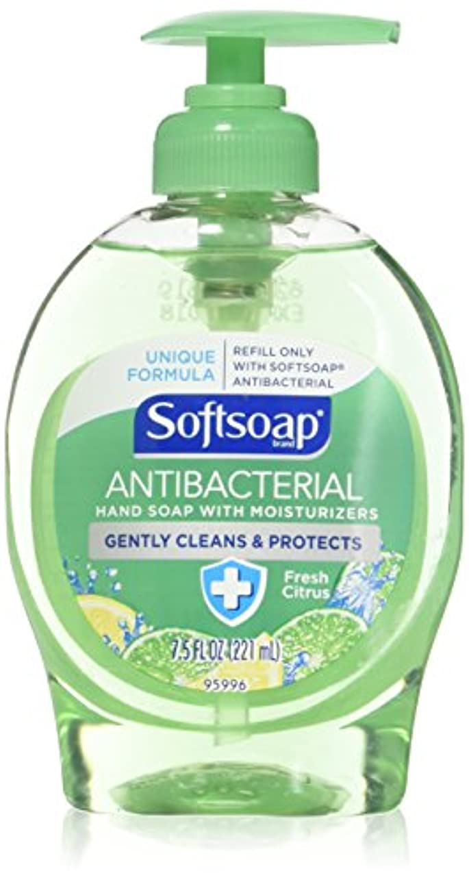 Softsoap Antibacterial Hand Soap with Moisturizers Fresh Citrus by Softsoap