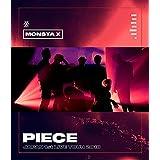 """MONSTA X,JAPAN 1st LIVE TOUR 2018""""PIECE"""""""