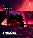 "MONSTA X,JAPAN 1st LIVE TOUR 2018""PIECE""[UMXE-1001][Blu-ray/ブルーレイ] 製品画像"