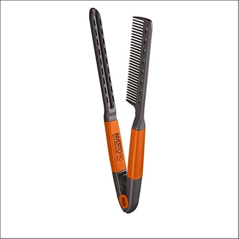 とげうがい薬鷲Easy Comb for Brazilian Keratin Hair Treatment and Straightening [並行輸入品]