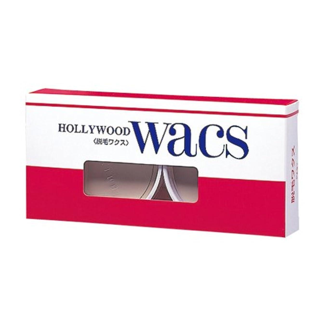 買い手調整するハリウッド 脱毛ワクス (50g × 2)