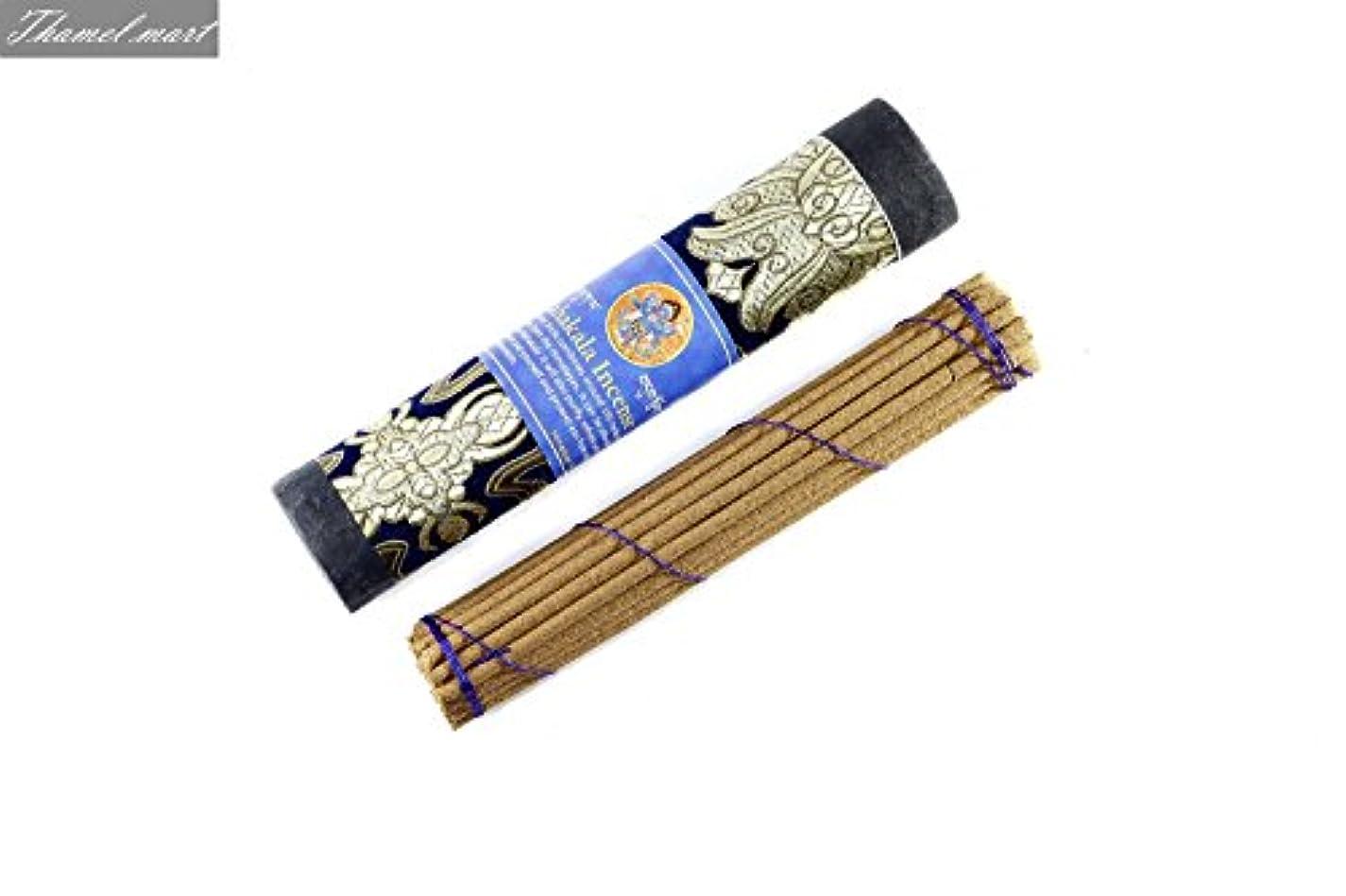 味付けペルセウス平和Mahakala Incense Sticks - Spiritual & Medicinal Relaxation - More effective than Potpourris & Scented Oils