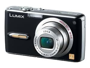Panasonic デジタルカメラ LUMIX FX07 エクストラブラック DMC-FX07-K