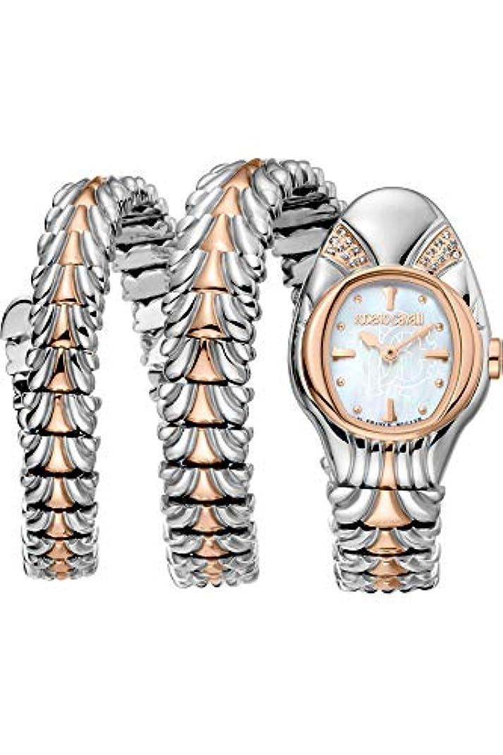 気づくなる消費するオーケストラロベルトカヴァリ by フランクミュラー 腕時計 RV2L042M0061 レディース
