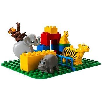 レゴ (LEGO) デュプロ 楽しいどうぶつえん 2356