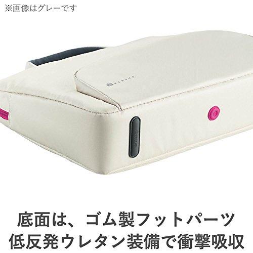 エレコム 別持ちバッグbetsumo16.4インチ対応 ブラック BM-CA25BBK 1個