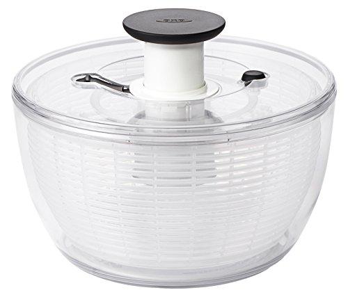 OXO サラダスピナー 野菜水切り器 大 丸型 11230400