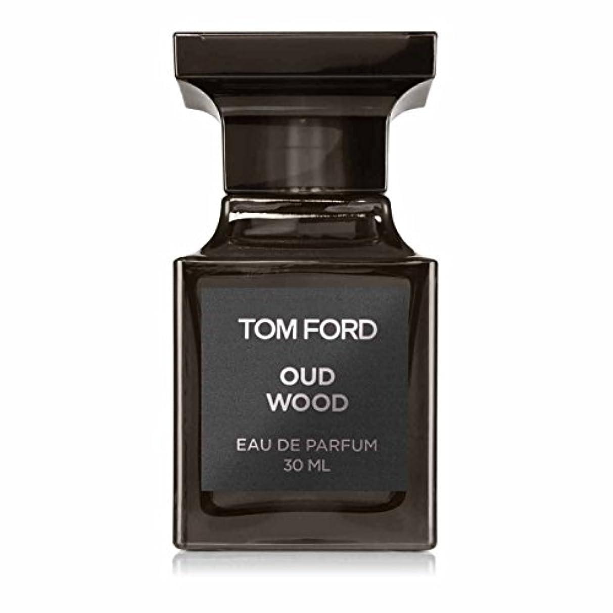 扇動する航海の分トムフォード Private Blend Oud Wood Eau De Parfum Spray 30ml