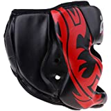 FITYLE Breathable Adults Boxing Kickboxing Helmet for Boxing, MMA, UFC, Muay Thai, Martial Arts Head Jaw Chin Protection