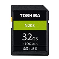 SDカード SDHCカード 32GB 東芝 超高速 Class10 UHS-I U1 対応 [並行輸入品]