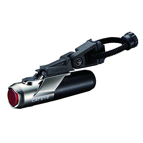 キャットアイ(CAT EYE) セーフティライト [VOLT50] リチウムイオン充電式 ボルト50 HL-EL460RC-REAR フレックスタイトブラケット仕様 リア用