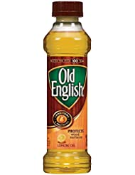 Old English Lemon Oil 236 ML / 8 Fl. オンス - 6個