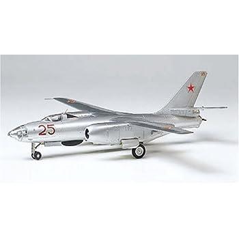 タミヤ 1/100 コンバットプレーンシリーズ ソビエト空軍 イリューシン IL-28 ビーグル プラモデル 61601