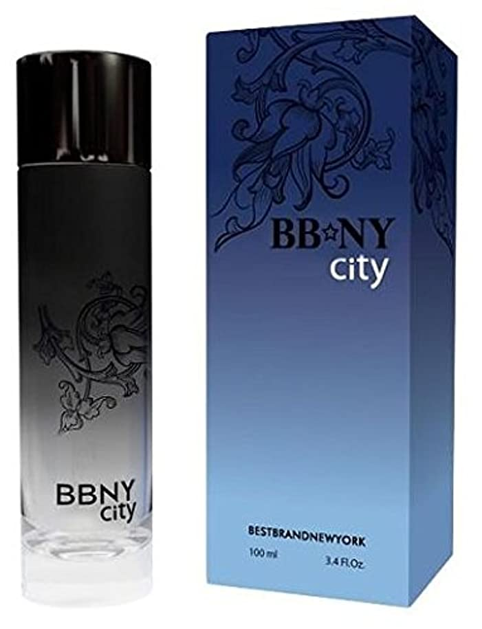 箱気味の悪い十代香水◆BBNY(ビービーエヌワイ) シティ プールフェム オーデパルファムEDP 100ml