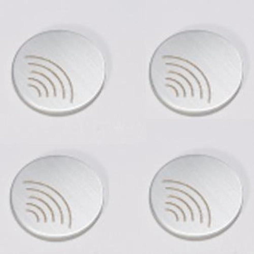 ガス蛇行退化するBhado 携帯電話用 1g 4個セット