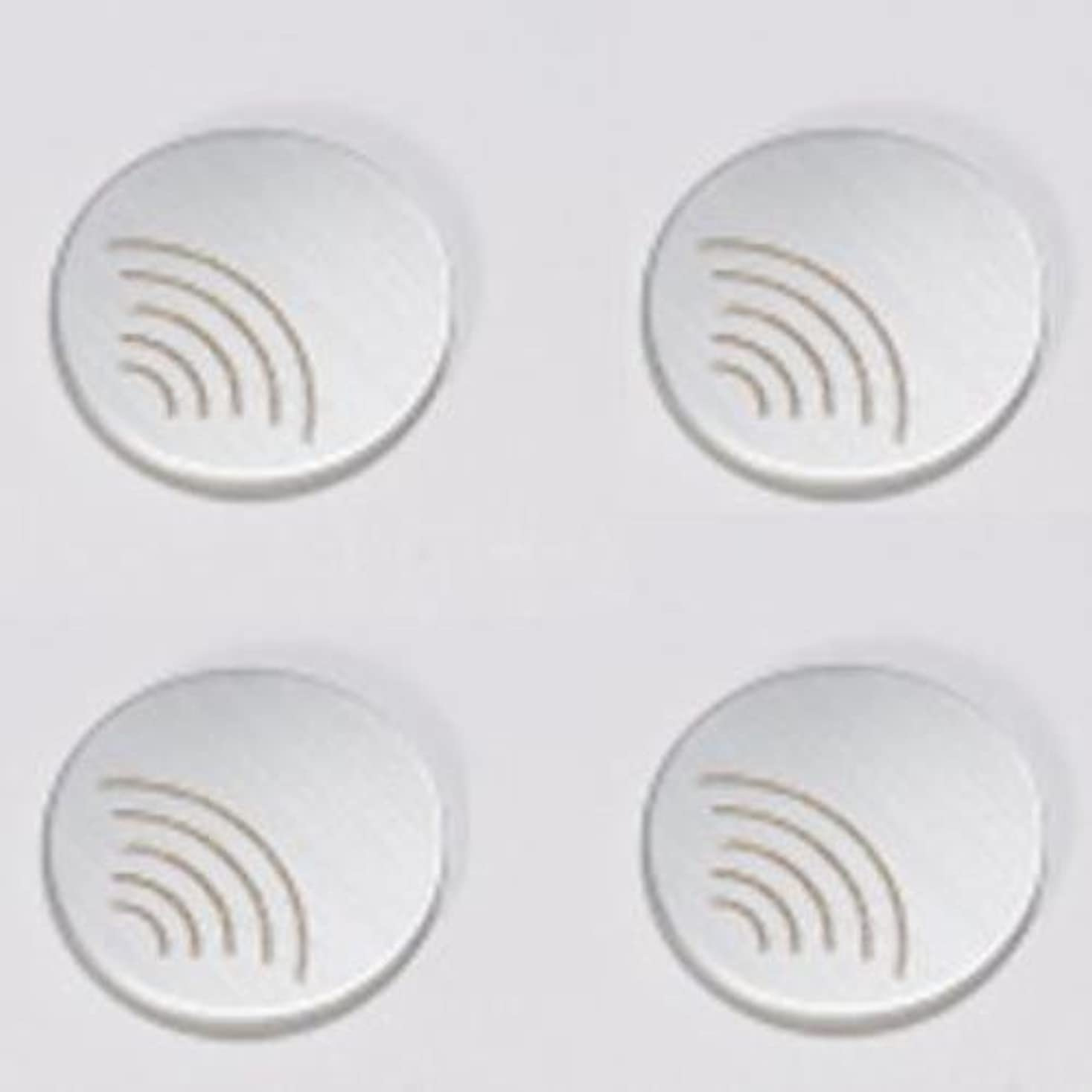 支出ラフうねるBhado 携帯電話用 1g 4個セット