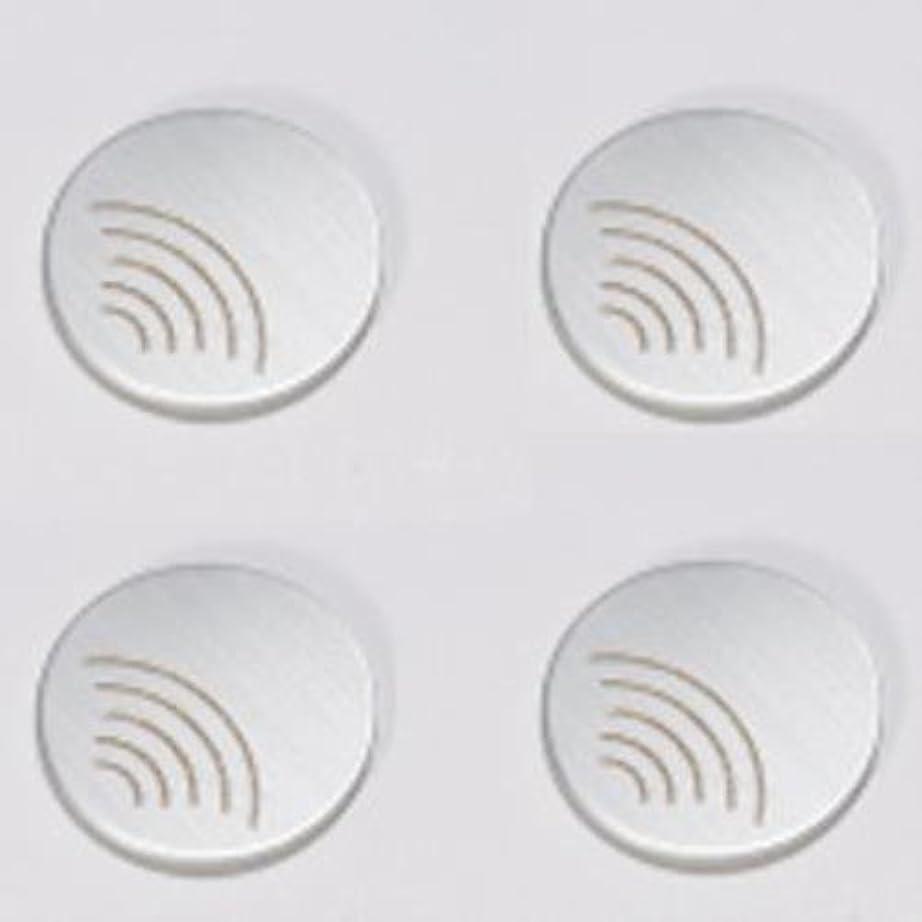 使い込むシャックルフェローシップBhado 携帯電話用 1g 4個セット