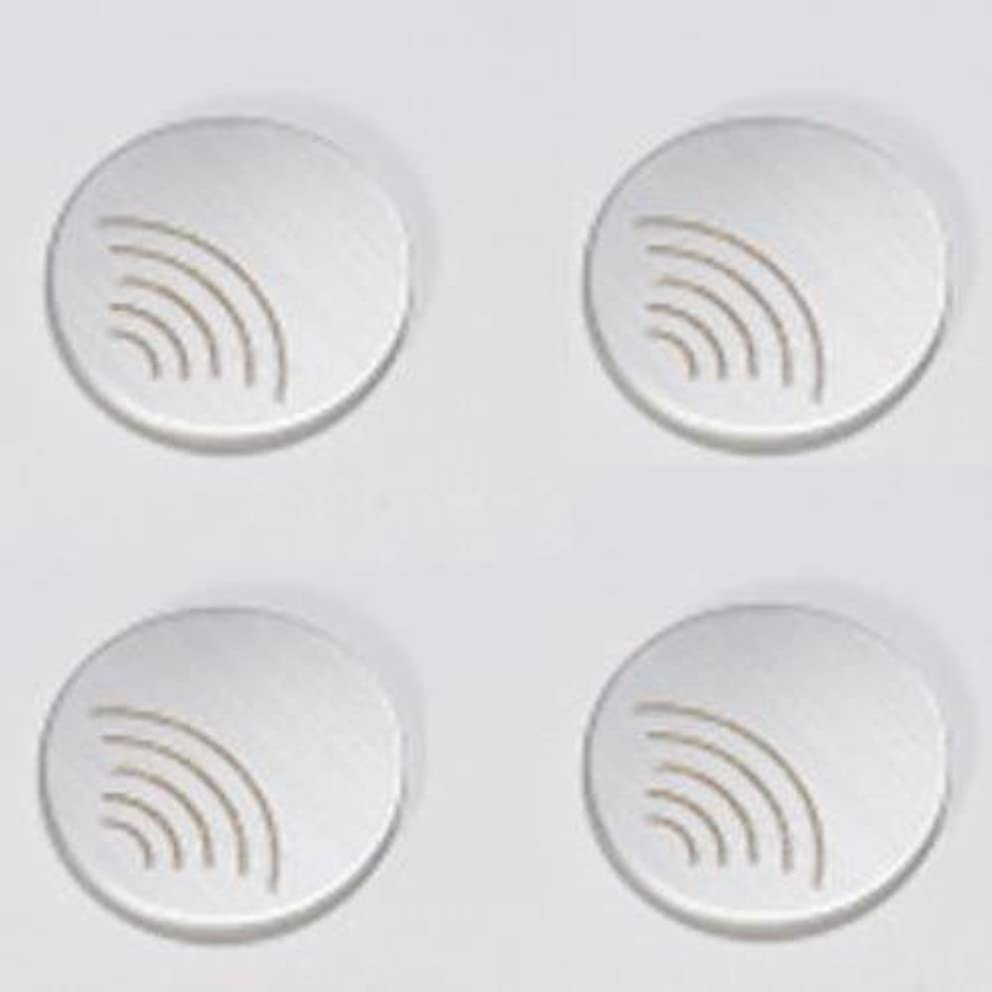 スナップ同時カップルBhado 携帯電話用 1g 4個セット