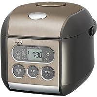 SANYO マイコンジャー炊飯器 (ステンレスブラウン) ECJ-KS30(ST)