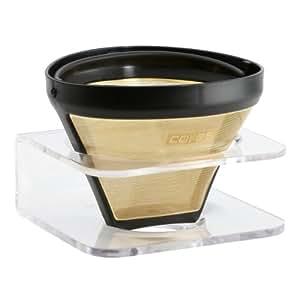 コレス ドリッパー ゴールドフィルター コーヒー 1-5カップ用 C240