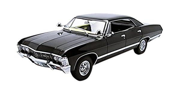 67 Chevrolet Impala Supernatural Movie Car 1967 Greenlight 1 64 Ovp Autos Lkw Busse Auto Verkehrsmodelle