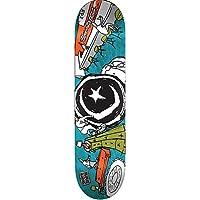 FOUNDATION(ファンデーション) スケートボード デッキ STAR & MOON AT HOME D9151 (7.875 x 31.25)