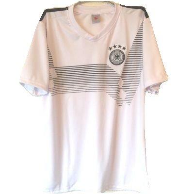 ≪クリックポスト≫大人用 A031 ドイツ KLOSE*11 クローゼ 白 18 ゲームシャツ パンツ付