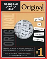 Magnetic Poetry: Flip Kit - Original