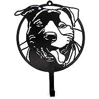 Staffordshire ブルテリア 犬用リーシュホルダー キーハンガー