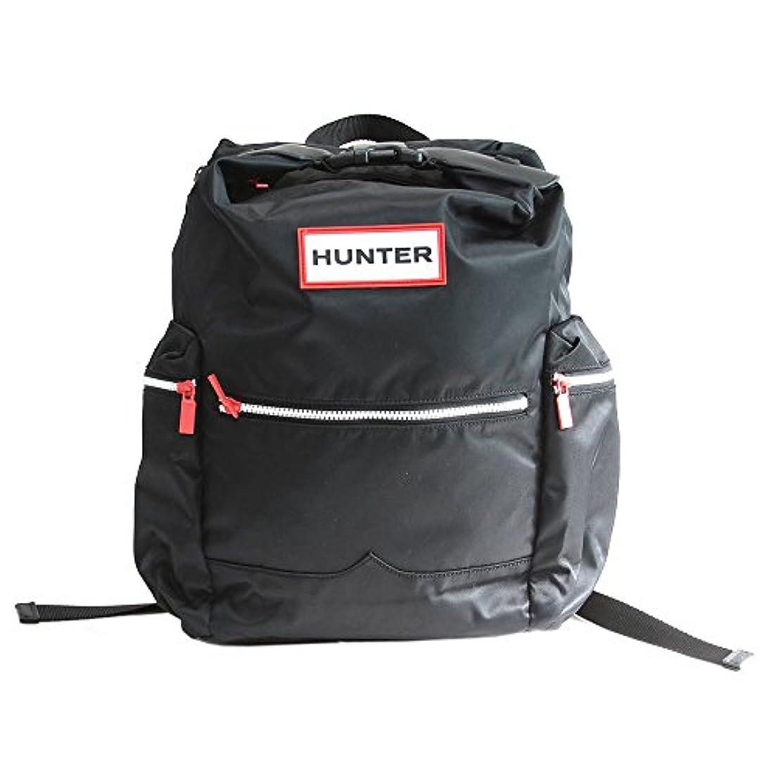 教出血緊張する[ハンター] HUNTER リュックサック ORIGINAL BACKPACK UBB6017ACD BLK BLACK ブラック [並行輸入品]