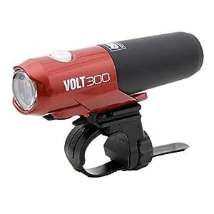 CATEYE【キャットアイ】 VOLT300【ボルト300】 ヘッドライト HL-EL460RC 限定カラー (レッド)