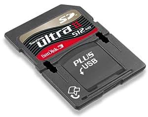 SanDisk SDSDPH-512-903 UltraII SD Plus 512MB