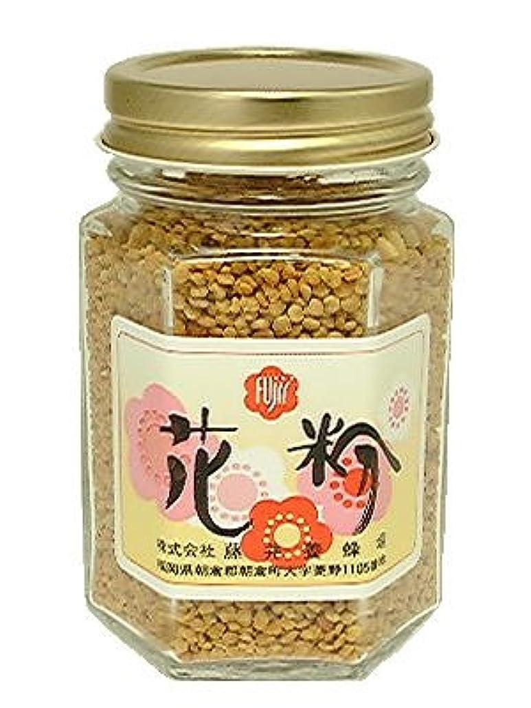 遊具書道週間藤井養蜂場 花粉 80g