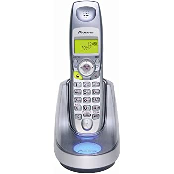 Pioneer コードレス電話機 USB対応 TF-FS55M-S