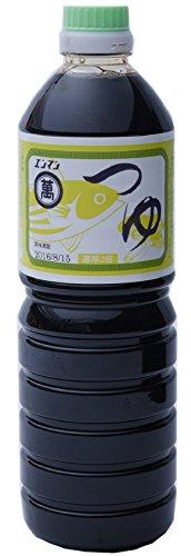 竹井醸造 エンマン醤油 つゆ 1.0L
